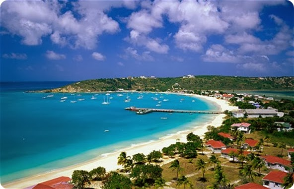 vacation in Carribean Island