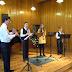 Koncert uczniów klasy klarnetu Pana Michał Bemben - 24 maja 2013