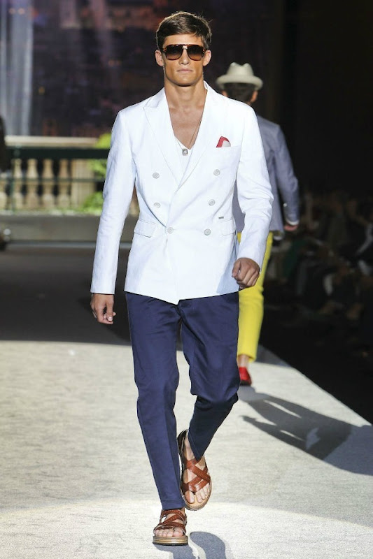 Milan Fashion Week Primavera 2012 - Dsquared² (19)