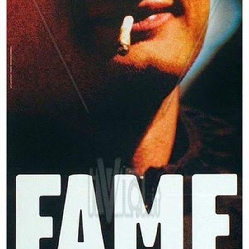 Fame chimica è un film giovane e vitale prodotto con un piccolo budget.