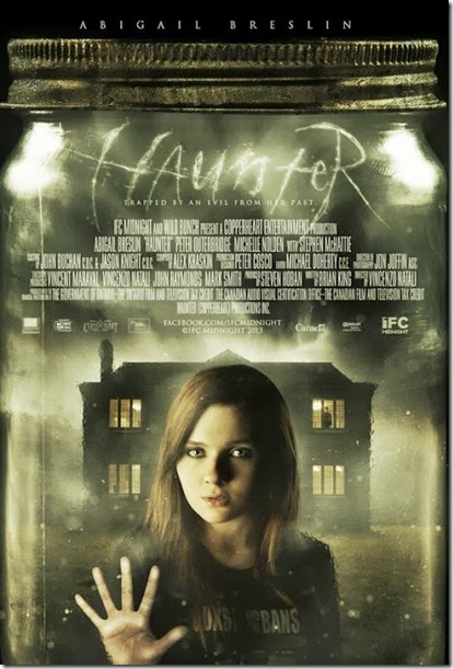 haunter movie poster