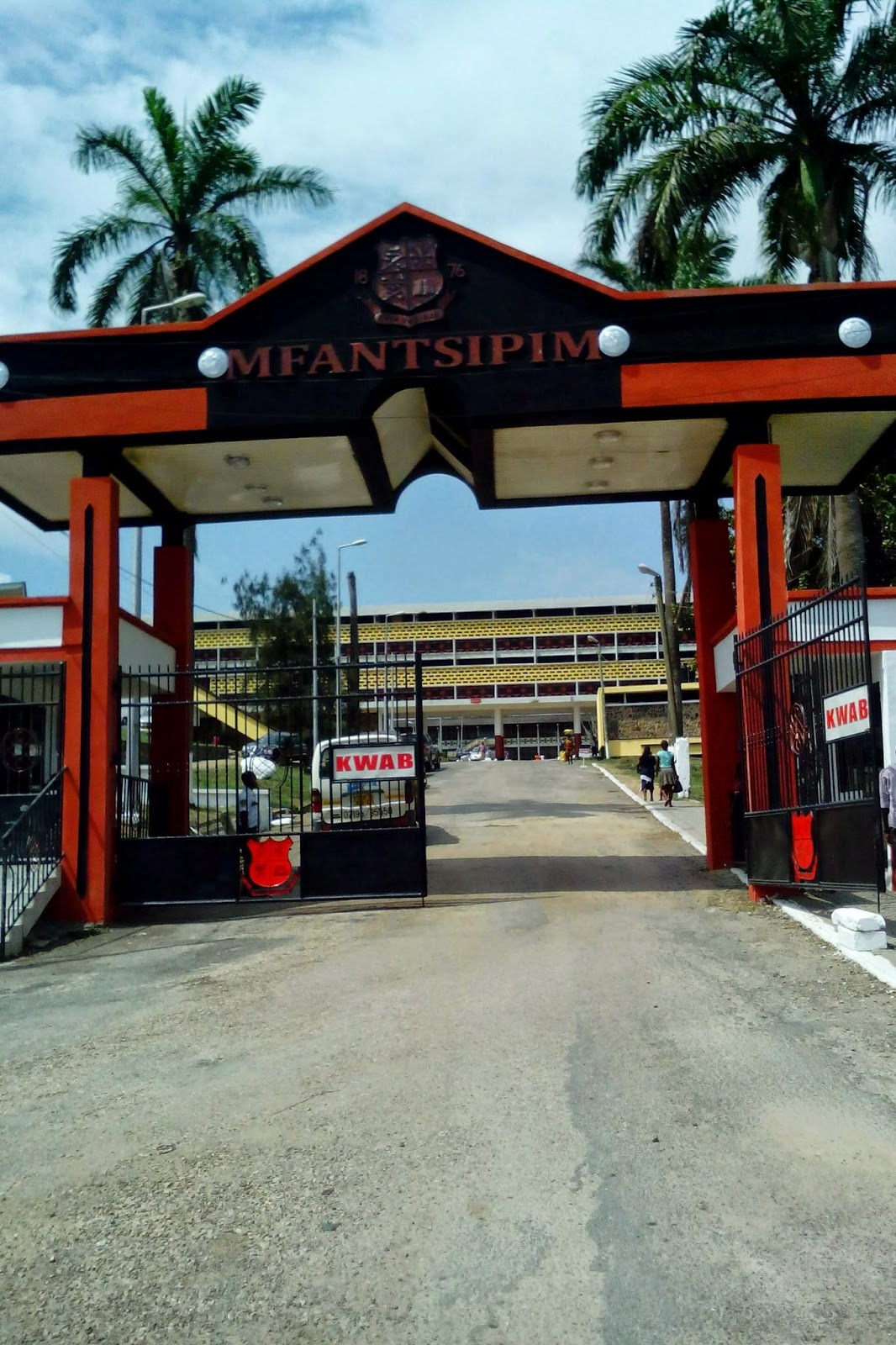 Mfantsipim Senior High School Official Website   www ...