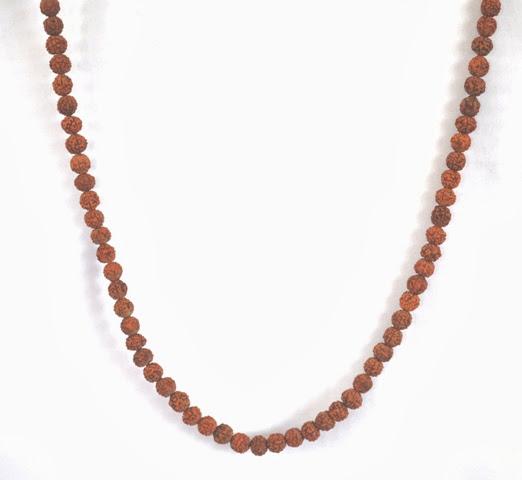 Rudrakshaya larger bead Mala