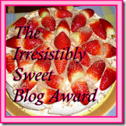 irresistably_sweet_award