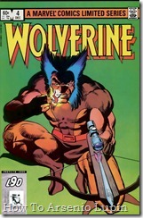 P00004 - Wolverine v1 #4