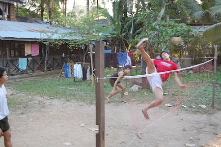 Spectacular Lao Football
