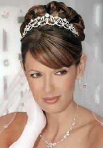 Modern Elegant Wedding Hairstyles