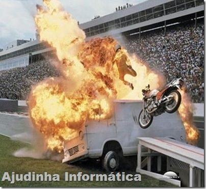 moto fogo