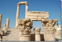 Oporrak 2011 - Jordania ,-  Ciudadela de Amman , 19 de Septiembre  21