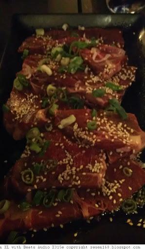 田季石板燒肉