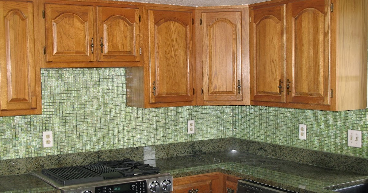 Tile backsplash ideas casual cottage Backsplash or no backsplash