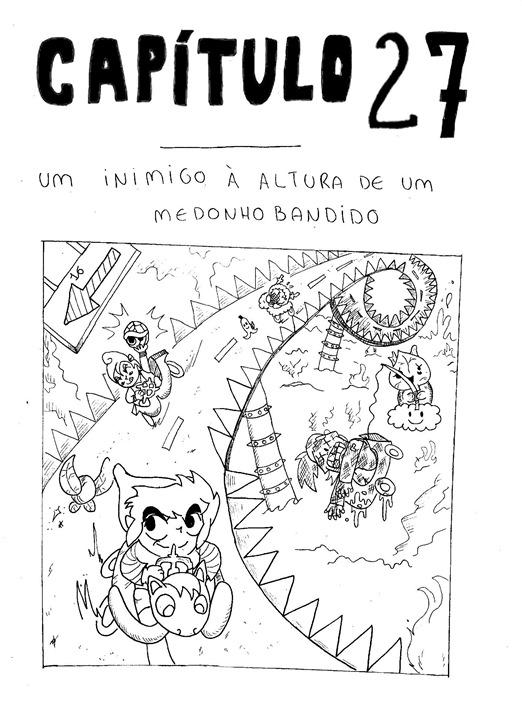 Cap 27 - Capa