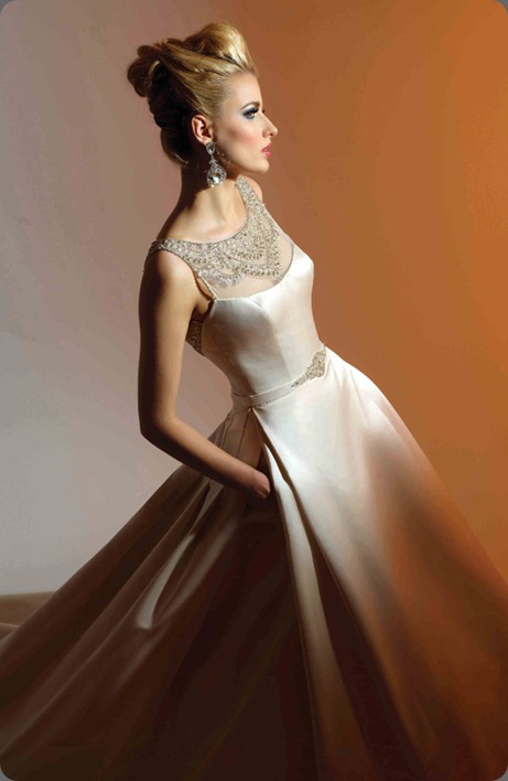 wedding dress VHC205FS victor harper