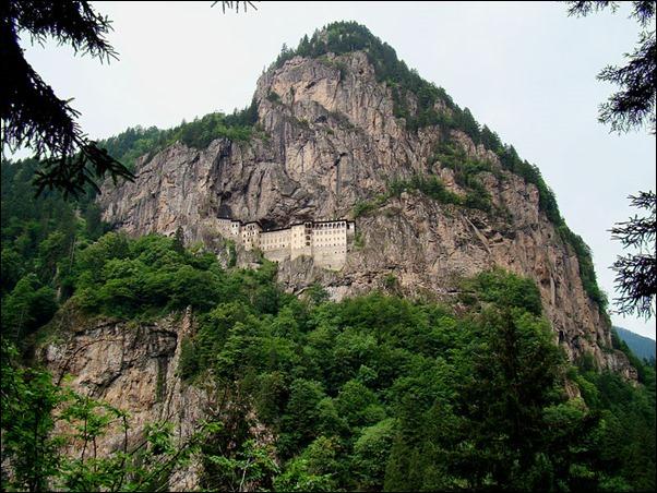 جبال بونتيك قرب طرابزون