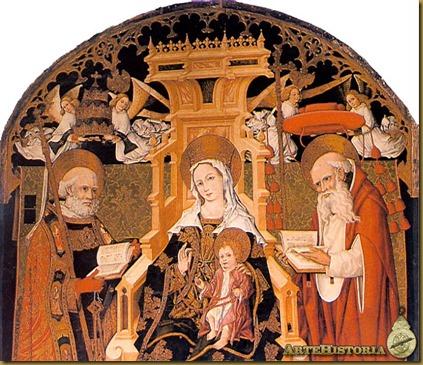 Virgen de Gracia Juan Sanchez de Castro
