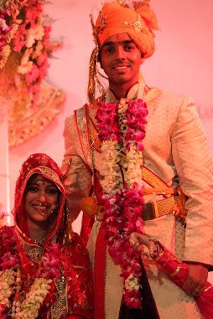 Nunta in India: Dushyant si Anshul Singh