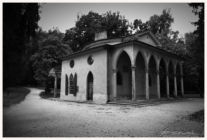Puławy, Zamek Księżnej Czartoryskiej.