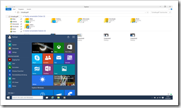 Windows 10 Screenshot 5 - Technical Preview 9926