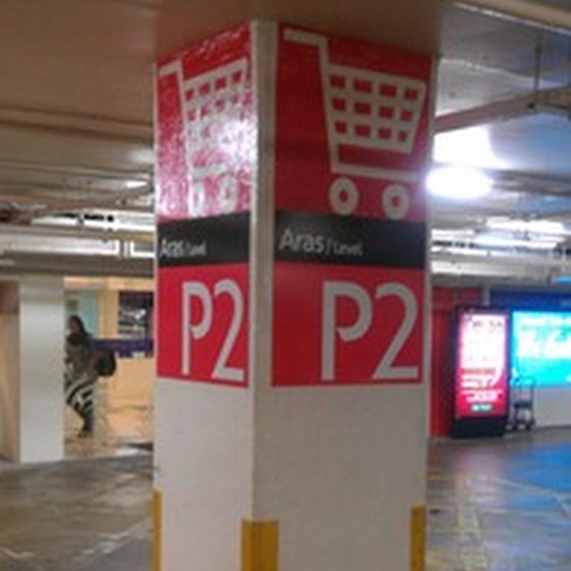 Buka mata bila parking kereta di KLCC