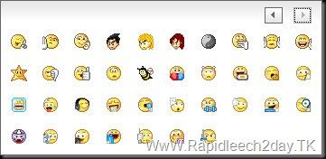 yahoo emoticons 1