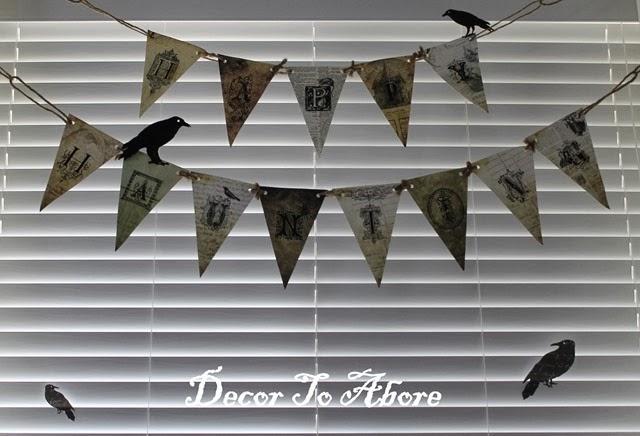 Nevermore Decor To Adore 060-002