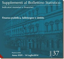 Supplemento al Bollettino Statistico. Luglio 2014