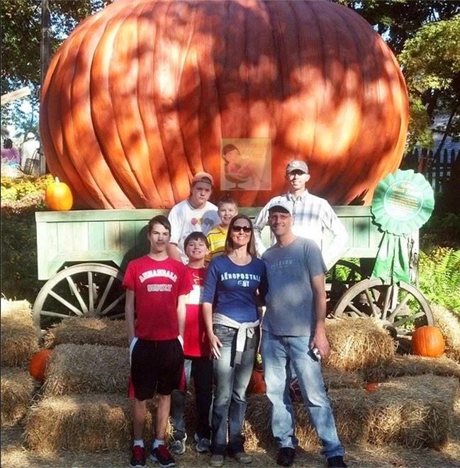 Busch Gardens Pumpkin
