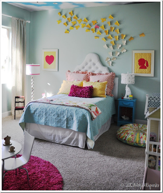 Toddler Girl Room Makeover