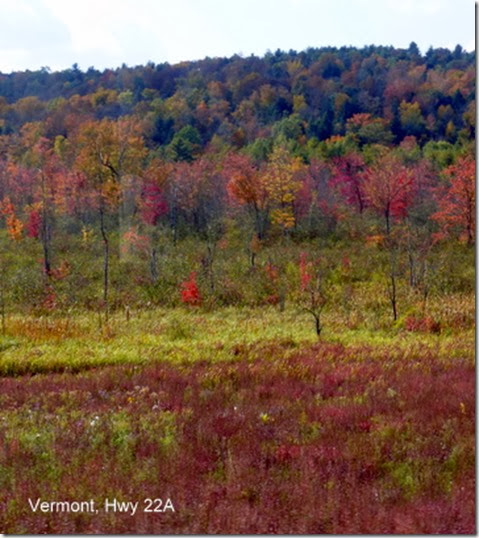 Vermont, Hwy 22A