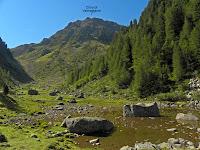 Cima di Valmaggiore dalla località Laghetti . Photo