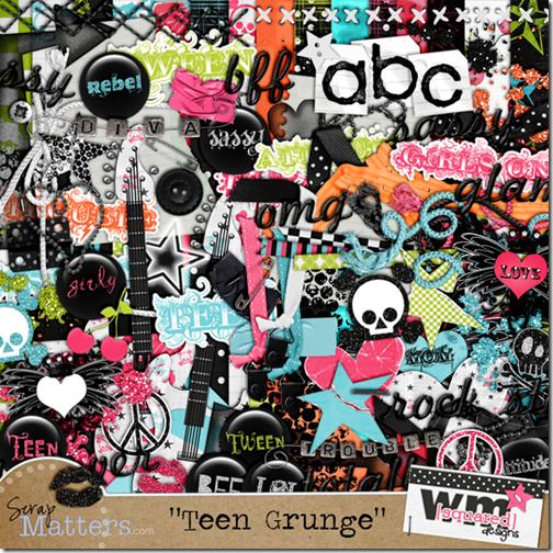 Teen Grunge wm2 $$