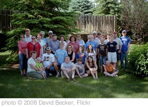 'Family Gathering in Hazen, ND' photo (c) 2008, David Becker - license: http://creativecommons.org/licenses/by/2.0/