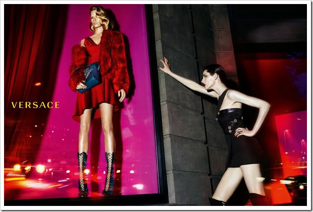 Campaña otoño invierno 2015 07 Versace