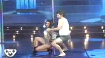 Baile del caño de Peter Alfonso 2011