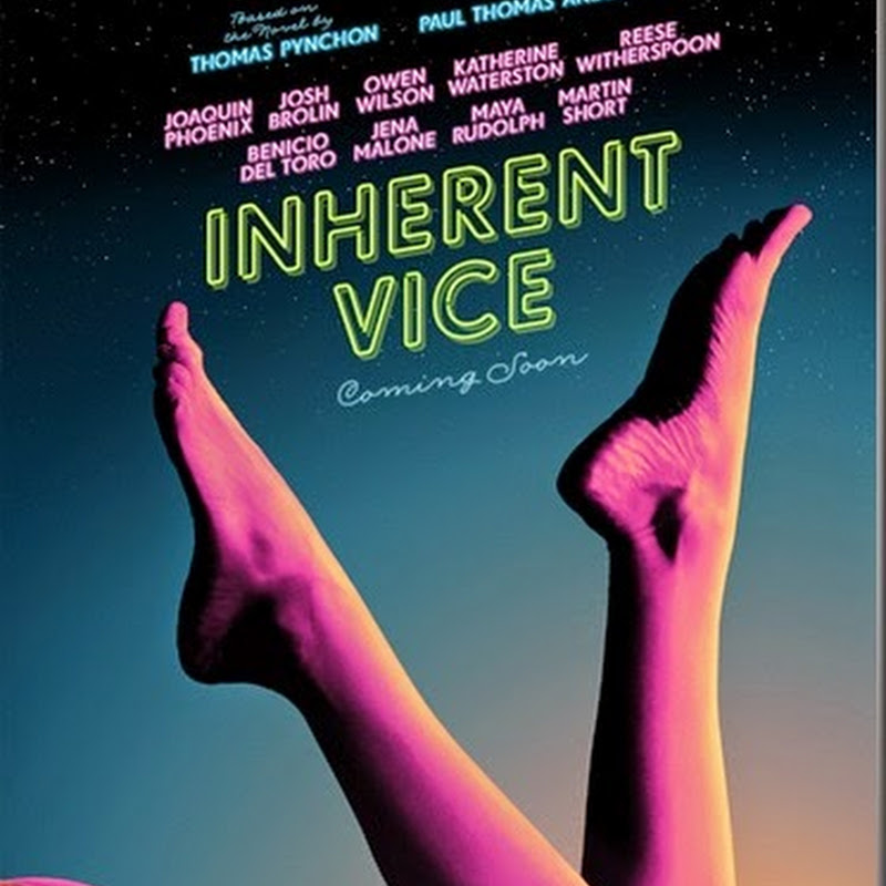 "PT Anderson's New Film ""Inherent Vice"" Reveals Teaser Trailer"