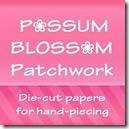 Possum Blossom Patchwork GIVEAWAY