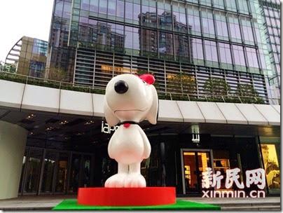Snoopy Peanuts 65th Anniversary Shanghai Exhibition 史努比·花生漫畫65周年變.變.變.藝術展 04