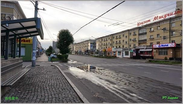 乌兰巴托等巴士