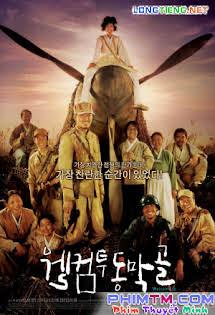 Tử Chiến Ở Làng Dongmakgol - Welcome To Dongmakgol Tập HD 1080p Full