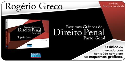 26 - Resumos gráficos  de  direito penal - Parte  geral - Rogério Greco