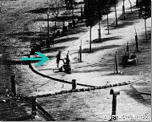 A PRIMEIRA FOTO DE UM HUMANO 1938_1839