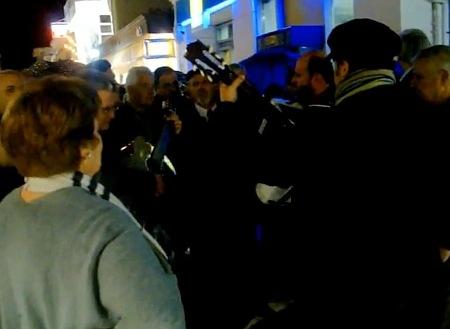 Περατζάδα με καντάδες σήμερα στη Σάμη (15-7-2012)