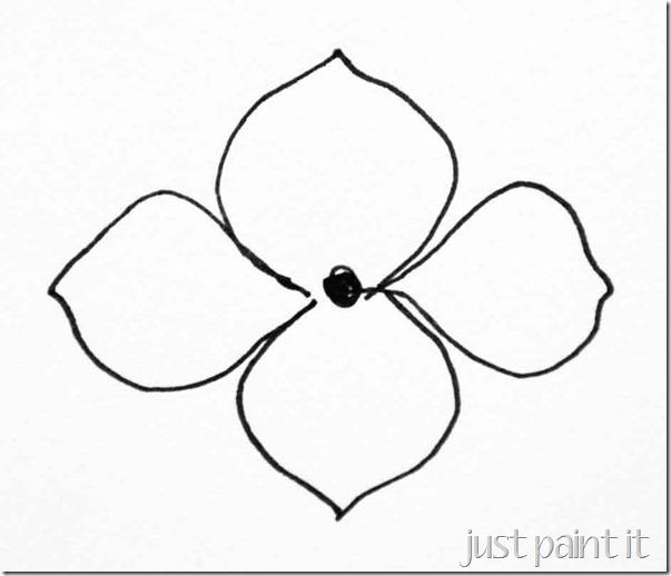 how-to-draw-hydrangea-3