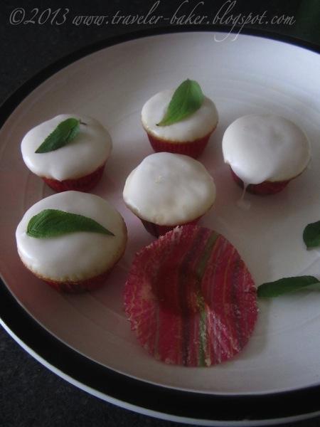 Mini Cupcake al Limone 6