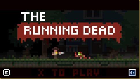 The Running Deadタイトル