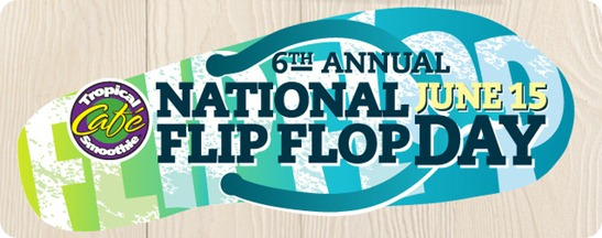 national flip flop