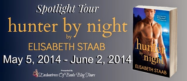 Hunter By Night Spotlight Tour Banner