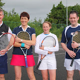 Tennis2007SligoPlayersOnTour