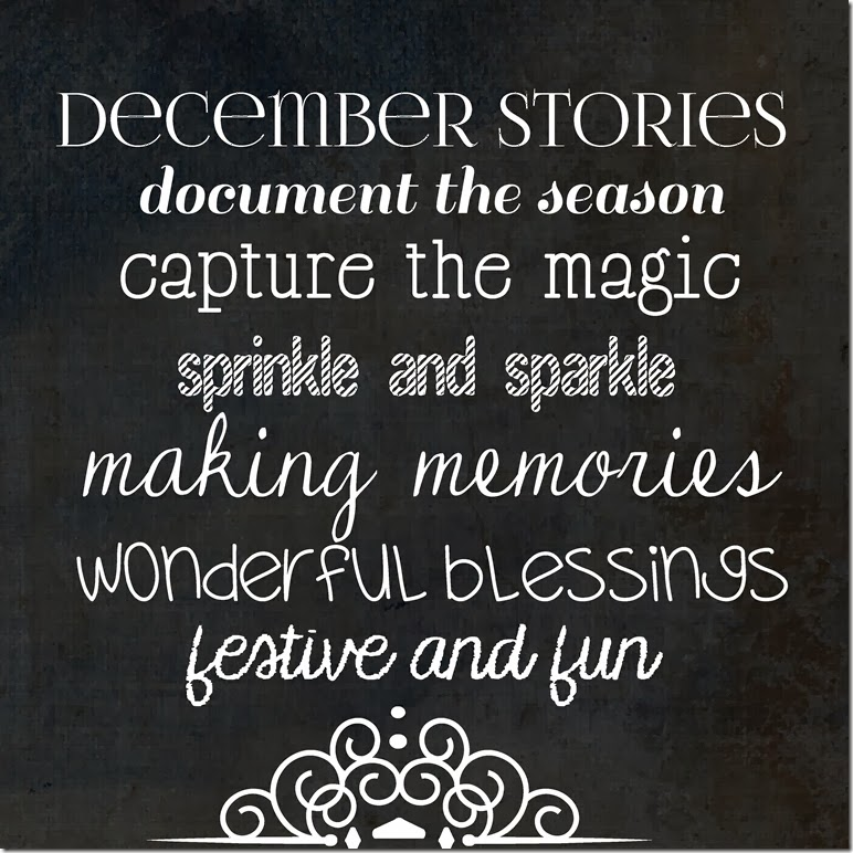 December stories swirl