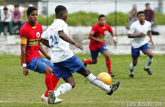 Sub20 - Kevin Rendon, Campeonato 2011